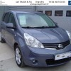 NISSAN Note 1.5 dCi 90 FAP Life + Euro5