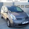 NISSAN Note 1.4 88ch Acenta