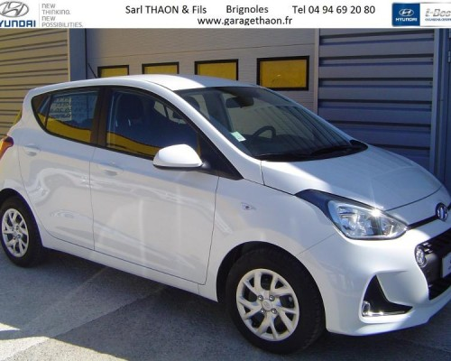 HYUNDAI I10 AM19 1.2 INTUITIVE + RDS