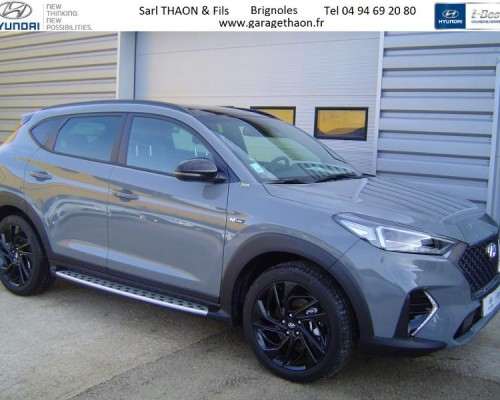 HYUNDAI TUCSONCRDi 136 DCT 7 NLine + RS+TO