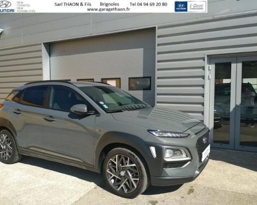 HYUNDAI KONA HYBRID EXECUTIVE INTER ROUGE