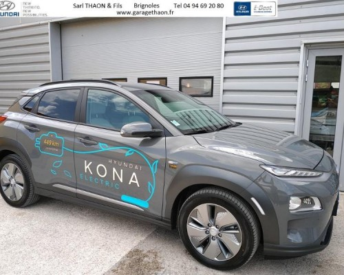 HYUNDAI Kona Electric 204ch Executive Euro6d-T EVAP 3cv