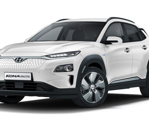 ​Hyundai Kona Electric : le SUV compact est disponible en version 39 kWh et 64 kWh !