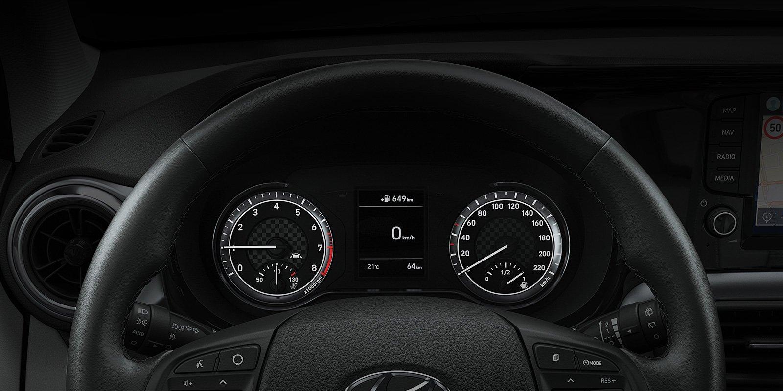 Equipement Hyundai i10 Nouvelle Génération