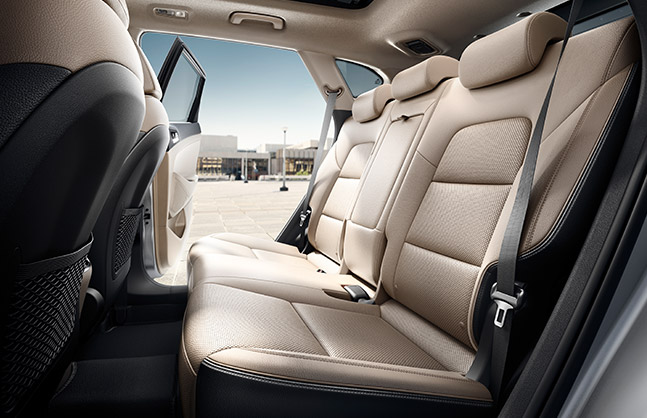 Intérieur Hyundai Tucson - Garage Thaon Brignoles