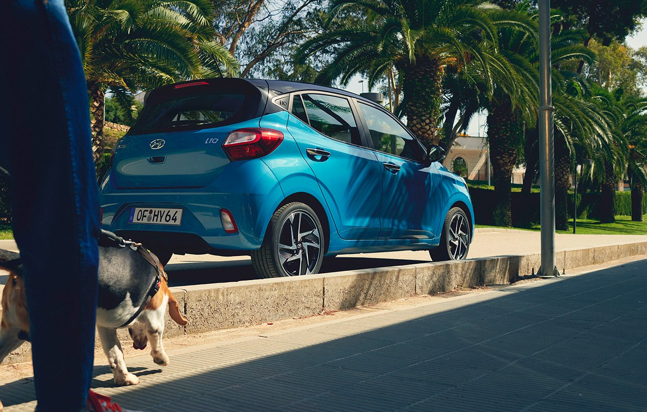 Nouvelle Génération Hyundai i10 - Garage Thaon