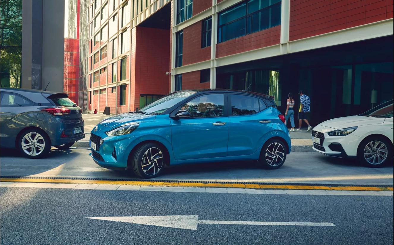Hyundai i10 Nouvelle Génération - Essai Garage Thaon Brignoles